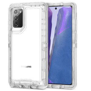 Samsung Galaxy Note 20 5G Clear Phone Case